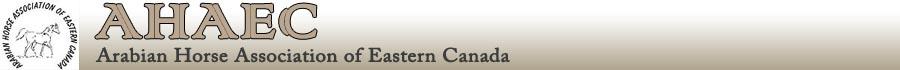 Arabian Horse Association of Eastern Canada