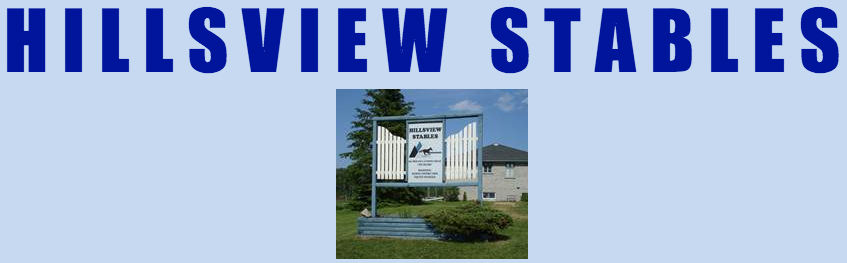 Hillsview Stables