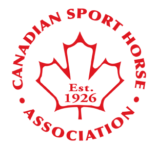 Canadian Sport Horse Association Ontario Chapter